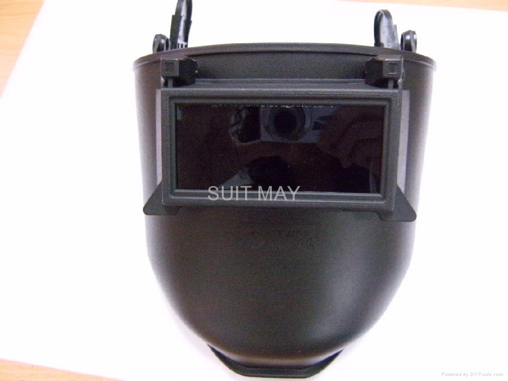 Slotted Type Welding Helmet 1