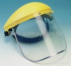 Industrial Face Shield, CE & ANSI Approved