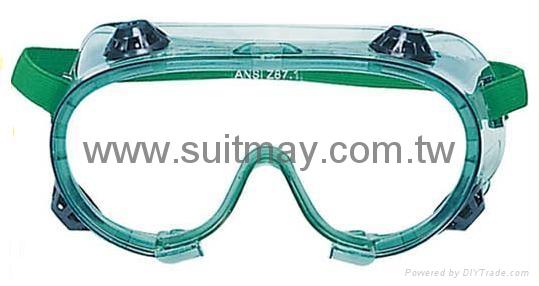Chemical Splash Goggle 1