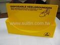 Disposable Heel Grounder Dispenser