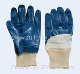 Nitrile Dipped Glove 1