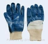 Nitrile Dipped Glove