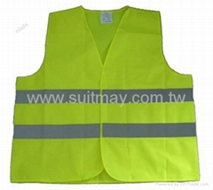 Hi-Viz Safety Vests