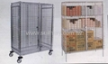 ESD Cage Wire Shelving