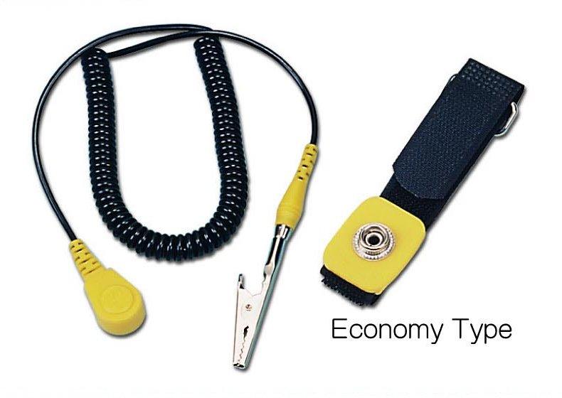 Anti-Static Wrist Strap (Velcro)