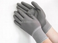 Grey ESD Gloves