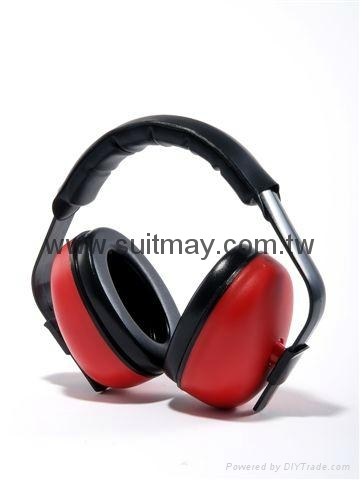 CE EN352-1, ANSI S3.19 Approved Ear Muffs