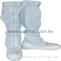 ESD Clean Room Boots (Class 10-100)