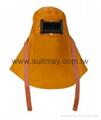 ARC Welding Leather Hood