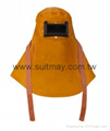 ARC Welding Leather Hood