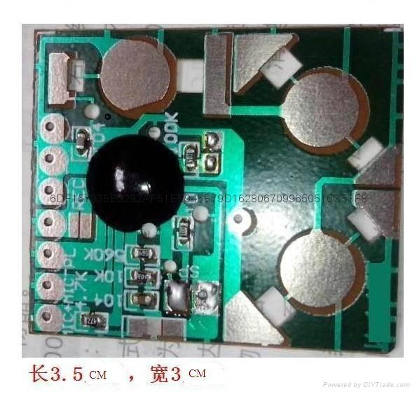 大量供應ISD全系列錄音IC 3