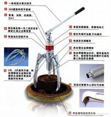 HP-8in Extra12T一體式液壓拉馬