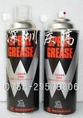 复合资材Spray Grease White无臭白色润滑剂
