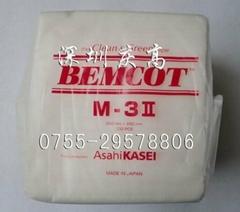 日本BEMCOT M-3-II M-1無塵擦拭紙ベンコット