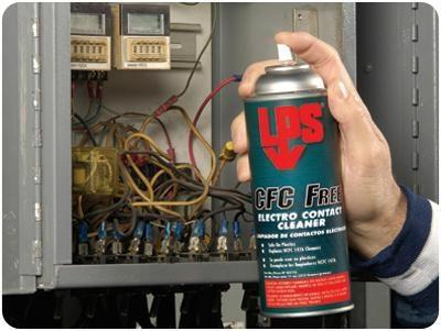 美国LPS 03116 不含CFC电子接点清洁剂 2