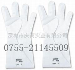 安思爾Ansell 2-100復合膜高效防酸碱手套