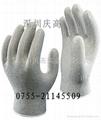 日本SHOWA硫化铜复合纤维防静电手套A0100