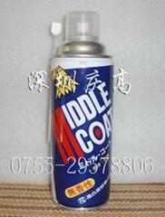 日本復合資材(鷹牌)Middle Coat高級潤滑防鏽劑