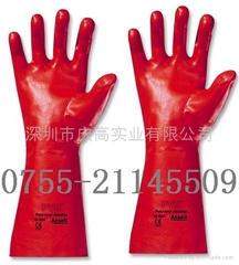 安思爾Ansell 15-554 聚乙烯醇防化手套