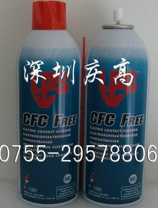 美国LPS 03116 不含CFC电子接点清洁剂 1
