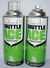日本FS復合資材SHUTTLE ACE水罝換性潤滑防鏽劑