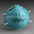 3M1860 N95医用颗粒物防护及外科口罩