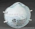 3M 8246酸性气体及颗粒物防护口罩