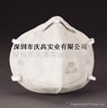 3M 9002A头带式防护口罩3M9001A