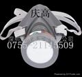 美国3M3200防毒面具半面型单滤毒盒