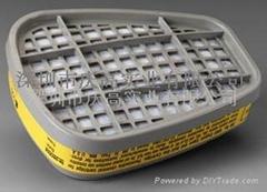 3M6003CN有機酸性濾毒盒