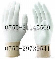 日本SHOWA手指涂层手套B0