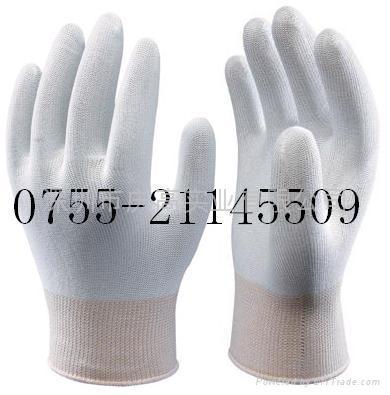 SHOWA尼龍纖維手套B0610無塵手套 1