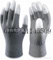 日本SHOWA手指涂层防静电手套A0611