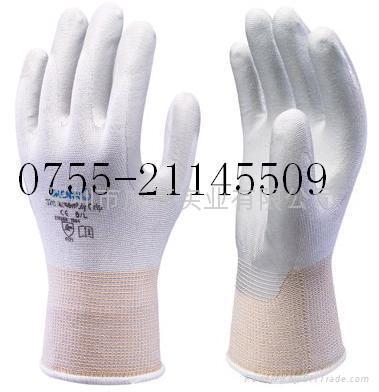 日本SHOWA尼龍塗丁腈橡膠手套370 1