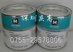 摩沥可MOLYKOTE®Cu-7439 Plus润滑油膏