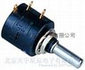 日本多圈電位器 22HP-10