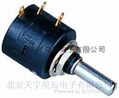日本多圈电位器 22HP-10