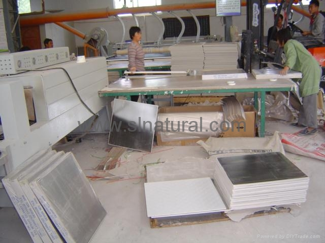 Foil Back Gypsum Board : Pvc laminated gypsum board ceiling with aluminum foil back
