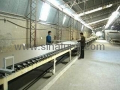 Standard paper faced Gypsum board