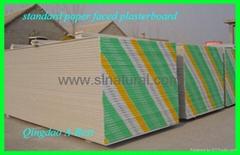 纸面石膏板