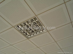 Perforation  gypsum ceiling tile