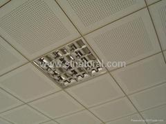 Perforation  gypsum ceiling tile