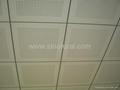 Perforation  gypsum ceiling tile 5