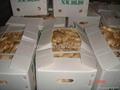 Fresh air dried ginger 2