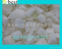 IQF DICED ONION