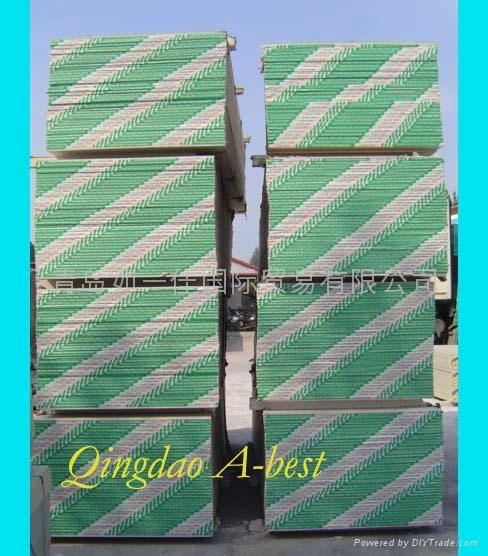 Paper-Faced Gypsum Board 1