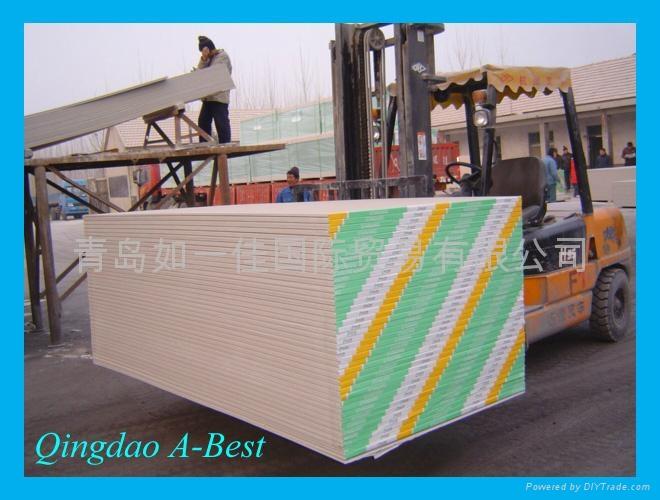 Paper-Faced Gypsum Board 2