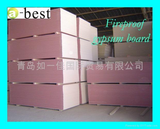 Paper-Faced Gypsum Board 3
