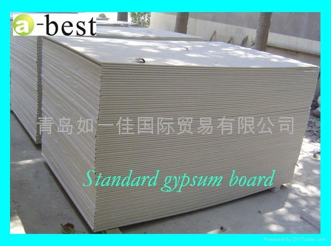 Paper faced gypsum board slgb a best china