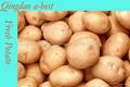 Fresh potatoes/Murphy